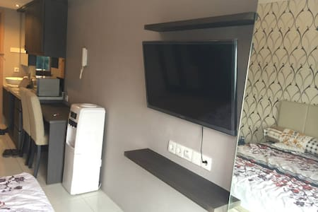 Studio room at Signature Park Apartment - Tebet - Διαμέρισμα