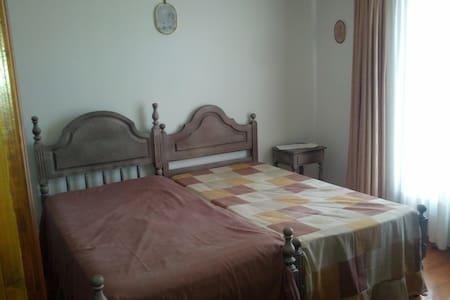 Yes!!! Só um quarto (2camas)! Just a room (2beds)! - Vila de Prado