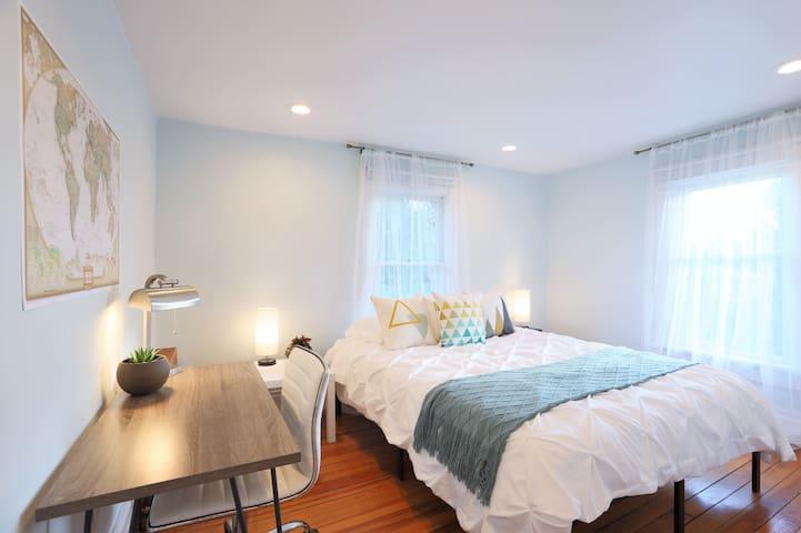 Gorgeous Rosedale, Denver Guest suite!