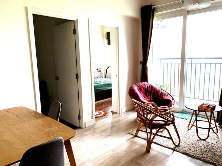 Entire apartment-Longtime renting-Nha be HCM
