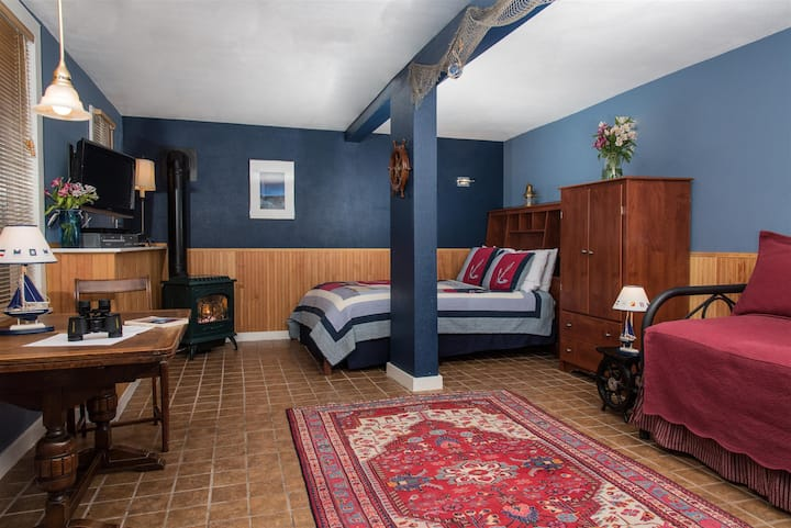 Studio Suite on San Juan Island: A Great Value