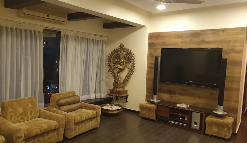 2 BHK Terrace Apartment - Juhu lane, Andheri west