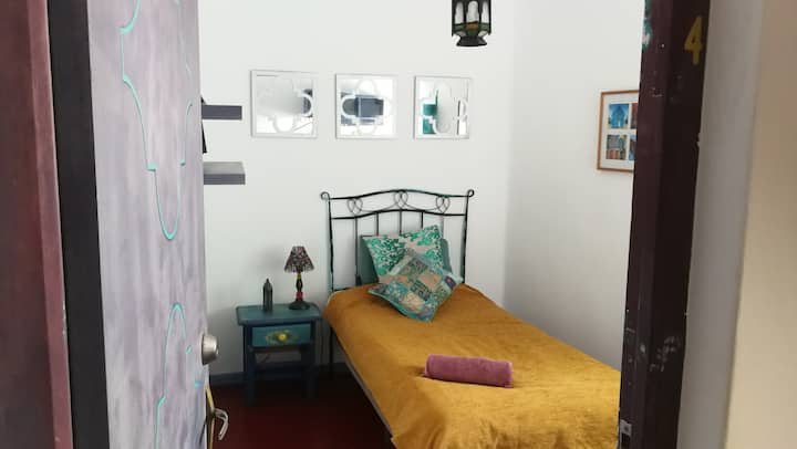 High Flyers House: Single Room 4