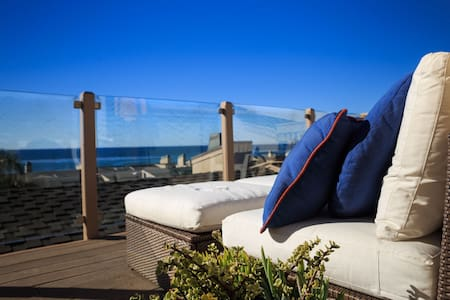 Escape to Solana Beach Oceanview