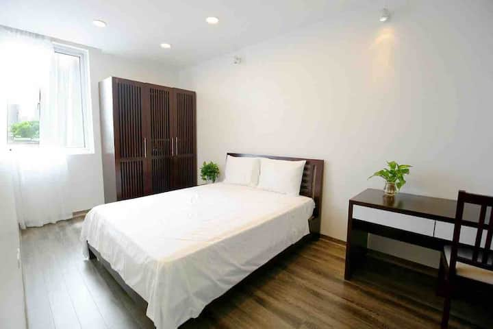 Two bedroom apartment near Linh Lang, Dao Tan str