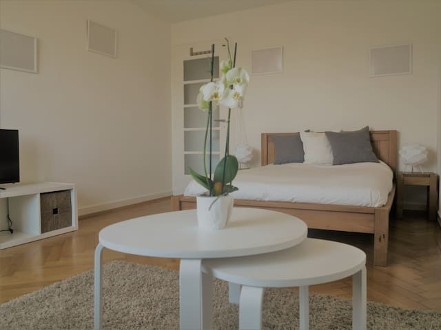 Nice Flat in City Center - Close to train station