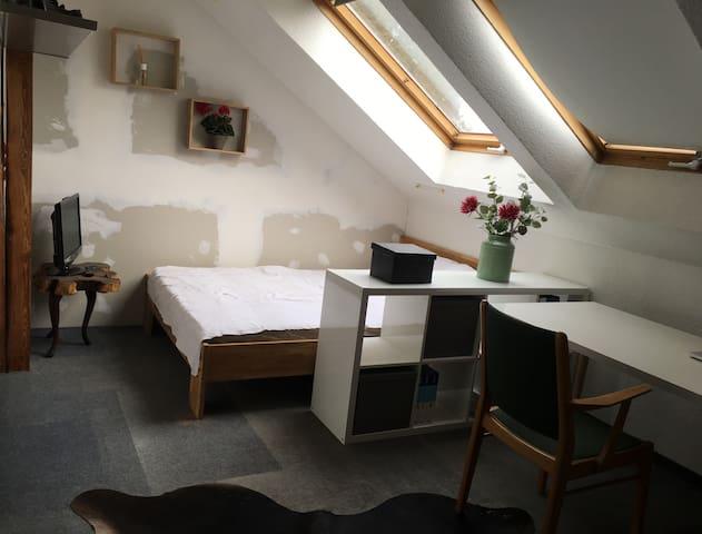 Modernes Zimmer in ruhiger Lage - Krefeld - Дом