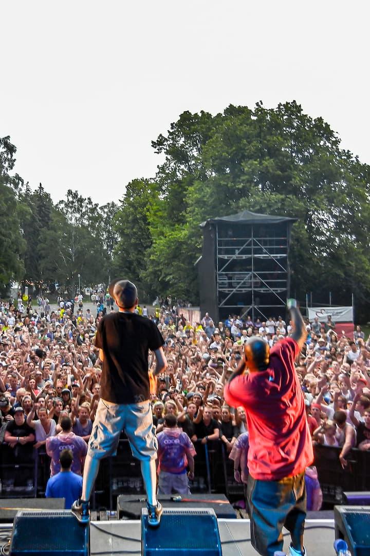 Hip-Hop Arena Festival – Łódź, Poland