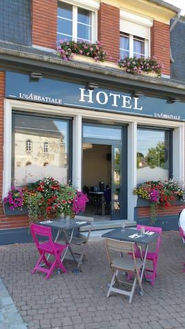 L' ABBATIALE - Corbie - Hotel boutique