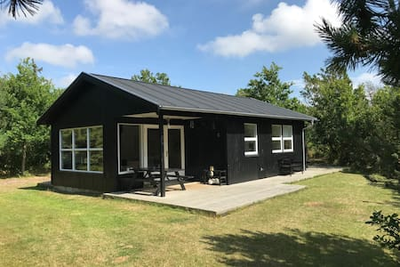 Holiday cottage near Søndervig
