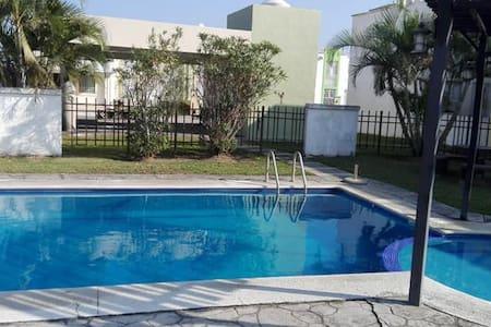 La casa de Lili, cerca de Boca del Río, Ver