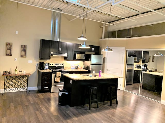 Private and Quiet Downtown Kitchener Condo