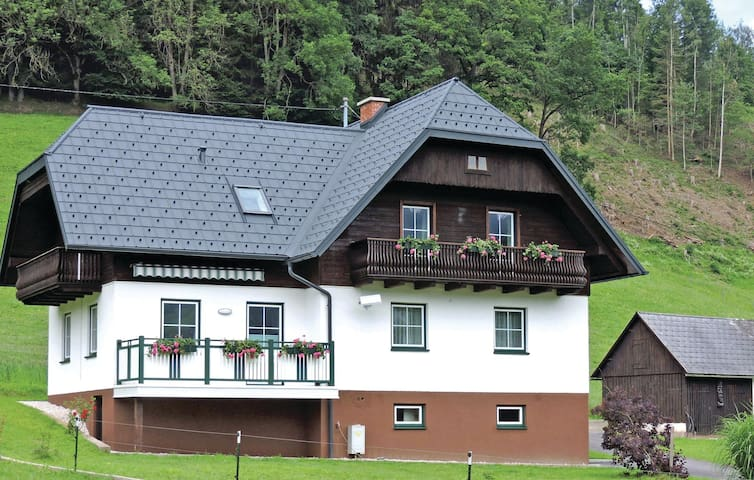 Holiday apartment with 2 bedrooms on 80m² in Aigen/Ennstal