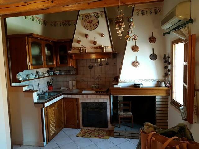 Romantica e confortevole mansarda - Carloforte - Flat
