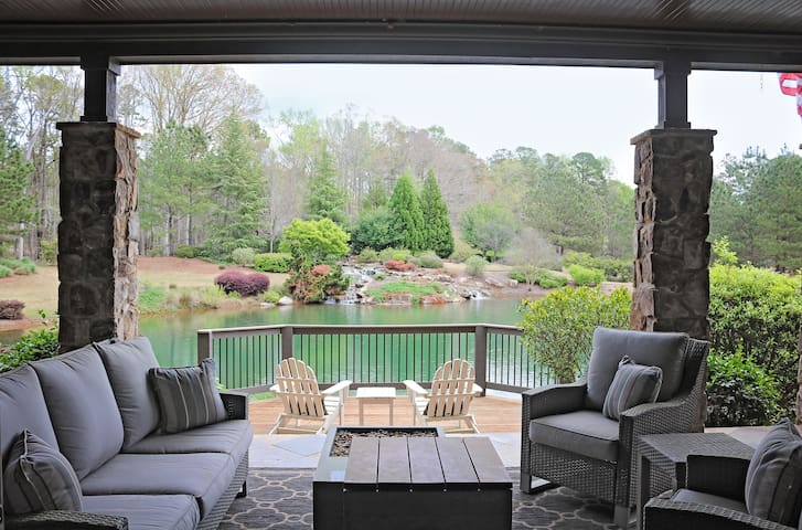 Peaceful Cuscowilla Luxury Condo