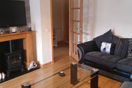 Modern 2 bedroom apartment close to town centre - Stornoway - Appartement