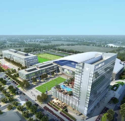 Business Travel Ready in Frisco's $5-Billion-Mile