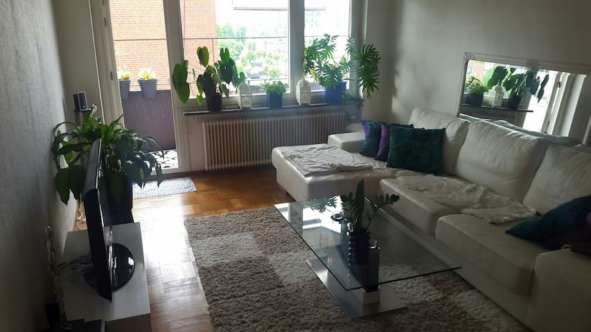 Cozy flat close to city and sea :) - Helsingborg - Apartment