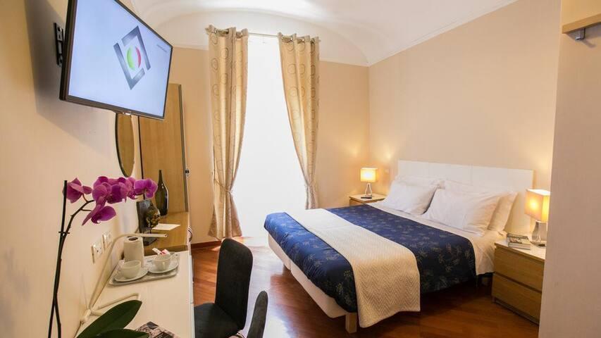 Camera doppia Rione Monti