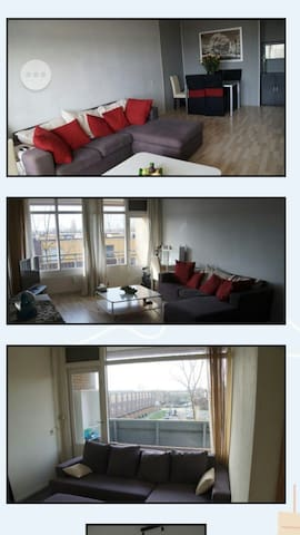 Spacious apartment - Zaandam - Wohnung