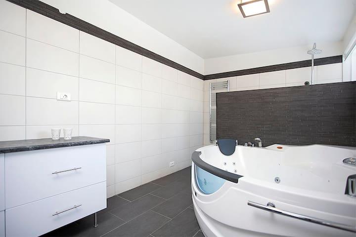 Spacious room w/private bathroom. - Reykjavík - Casa