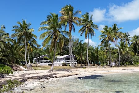 Jacksons Beach (private) Abaco - Marsh Harbour - Hus