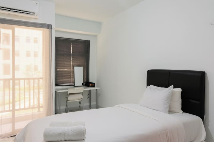 Contemporary Studio Apartment at Ayodhya Residence