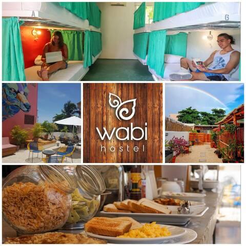 Wabi Hostel - Shared Dormitory Standard 2