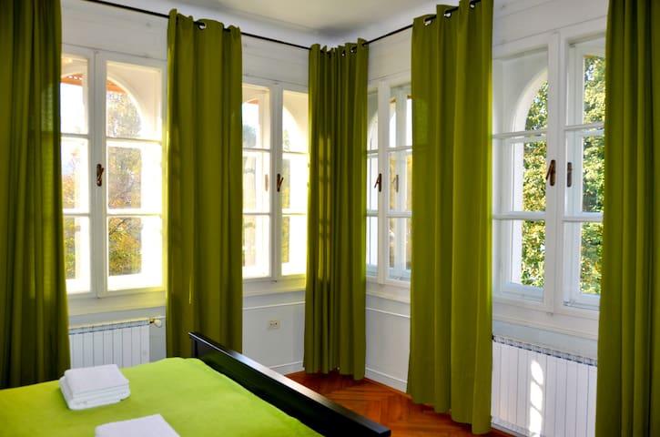 Riverview room, Guesthouse Soul Ljubljana