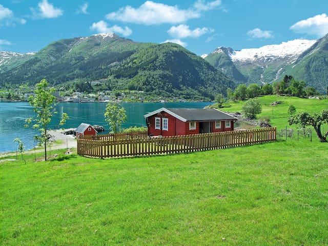 Detached house in Balestrand for 4 persons