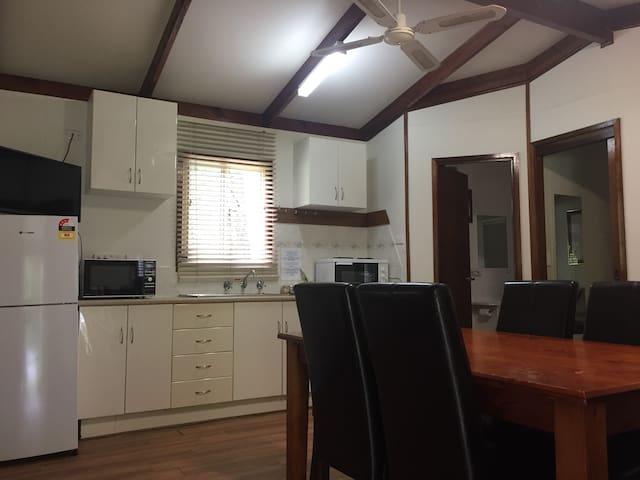 Indoor Kitchen Dining Area
