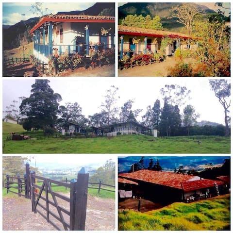 Finca Campestre  para disfrutar de la naturaleza - Cundinamarca - Vakantiewoning