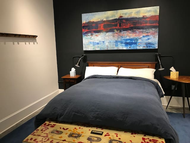 """""""Most comfortable bed EVER made for a great nights sleep"""" says recent guest Jamie."""