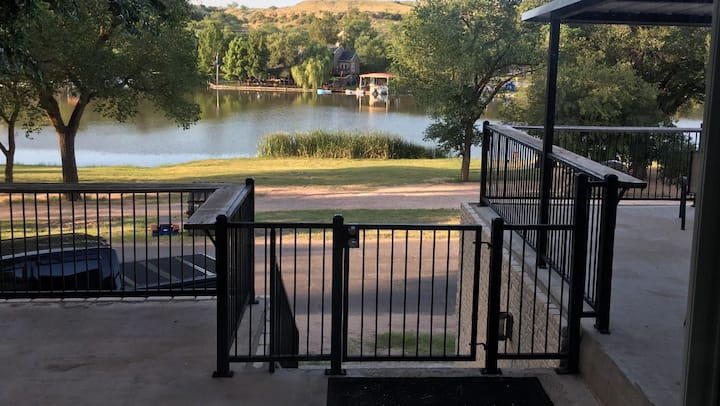 Buffalo Springs Texas - Lake Oasis