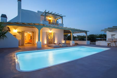 Olive Mykonos Villas-Grand Villa with Private Pool - Ano Mera - Villa