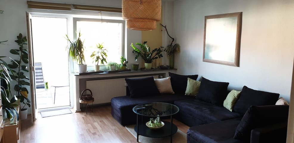 Cosy Spacious &Calm Appartement in Nippes-Florastr
