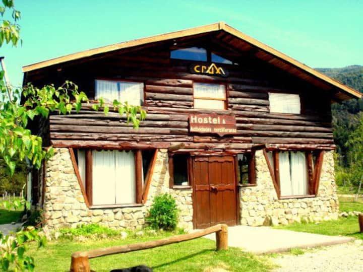 Hostel Crux, Lago Puelo