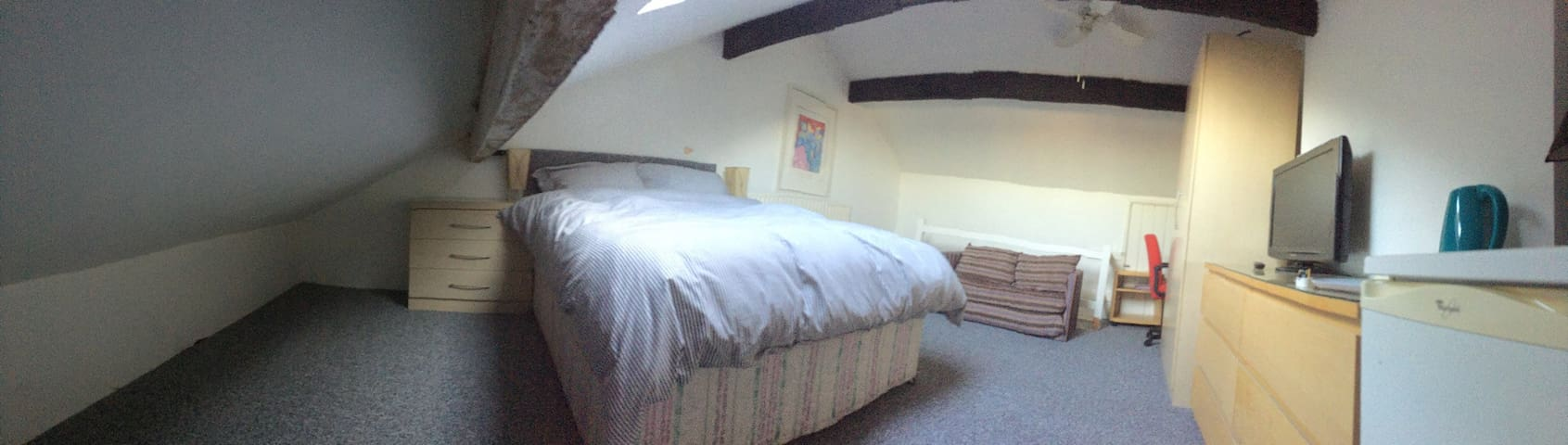 King size room - Bolton - Hus