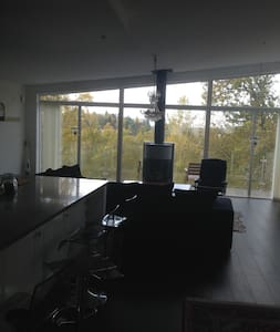 Designer House close to the airport - Sigtuna