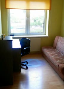 Przytulny pokój w centrum miasta - tania opcja - Zielona Góra - Квартира