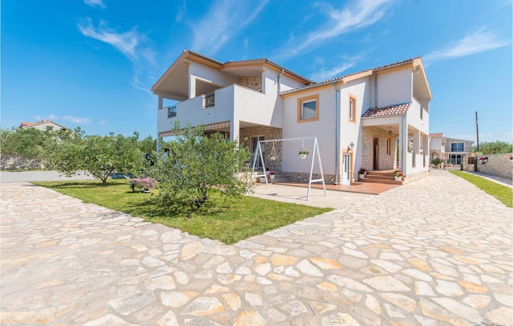 Stunning home in Biograd with WiFi and 1 Bedrooms
