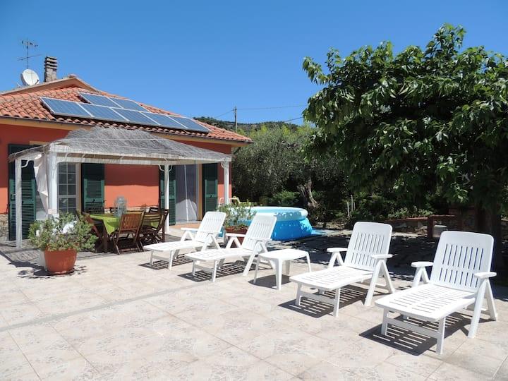 Villa Camilla app. BELLAVISTA (008031-LT-0249)