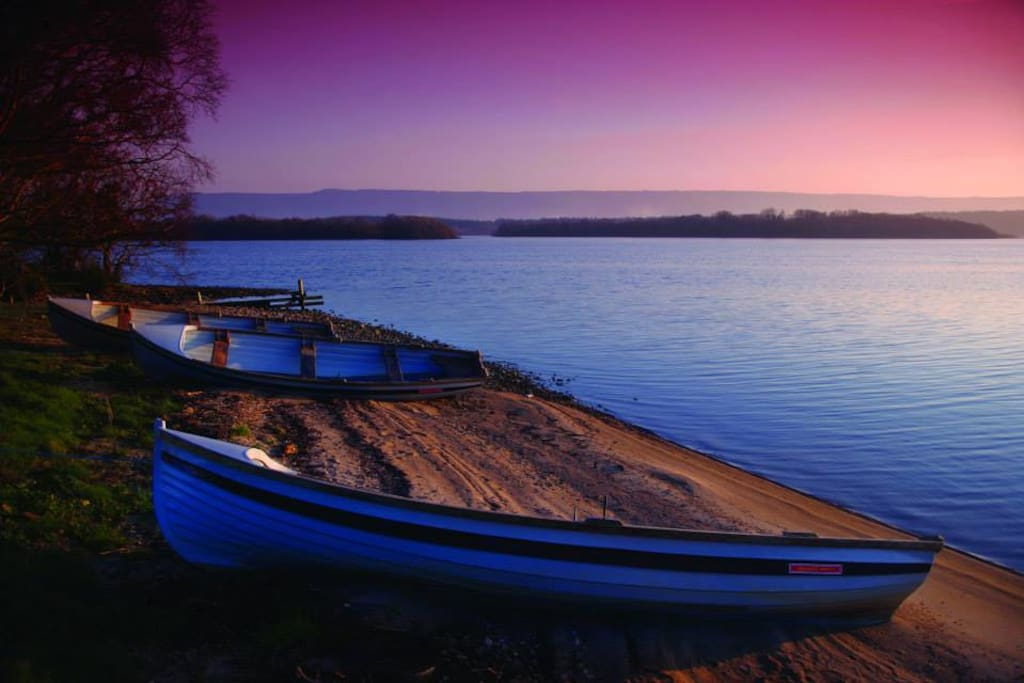 Primrose Cottage is perfectly located to explore Fermanagh by boat.