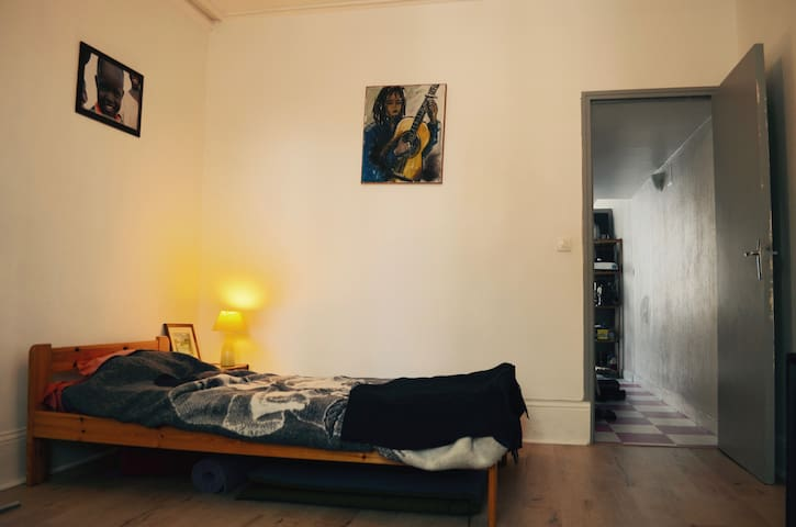 Musicland - Angers - Apartment