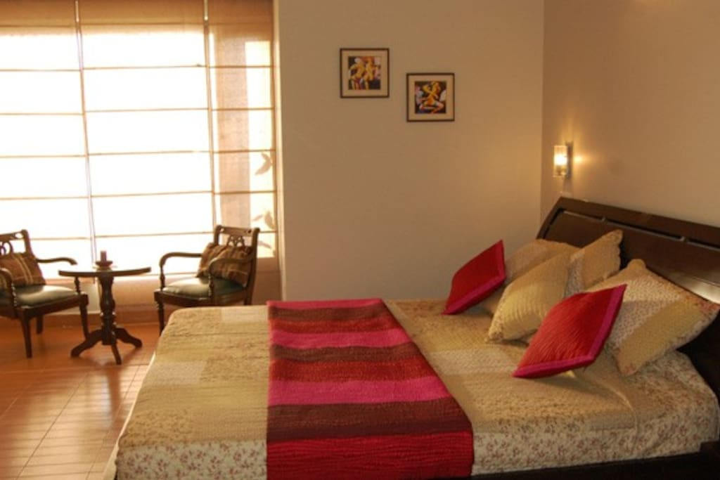 Picture of the Master Bedroom