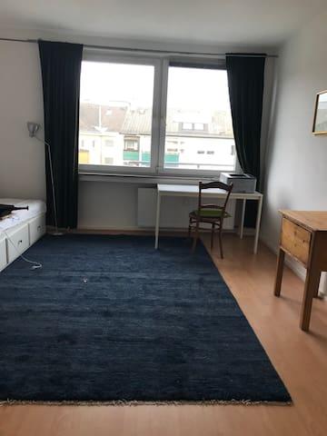 Ruhiges Apartment in Derendorf   3min zur HSD