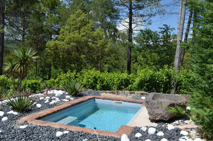 LE CYPRES - Villa 90m² - Relaxation and Nature