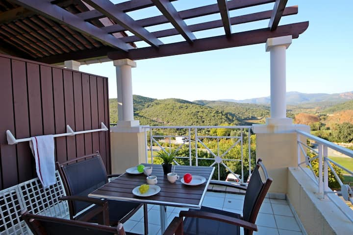 Cap Esterel Village : studio vue golf - C9 - 441la