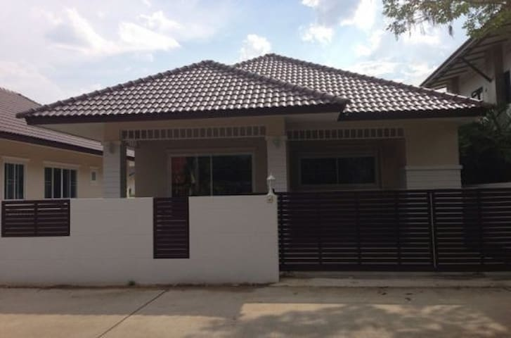 Individual house for rent - Chiang Mai - Thailand