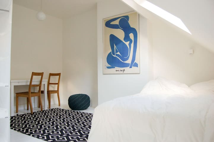 A very charming and cosy flat - Schaerbeek - Apartemen